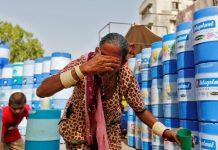 Heat wave Ahmedabad