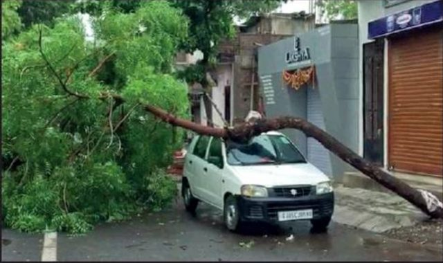 outh-gujarat/three-died-because-of-rain-and-thunderstorm-in-surat