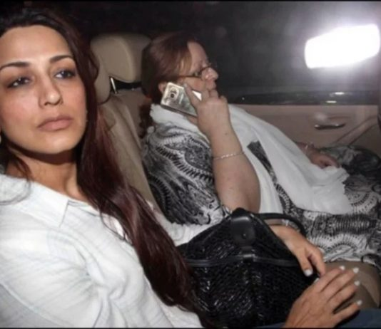 Sonali Bendre diagnosed with cancer; finds love, support from fans on Twitter