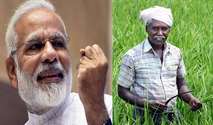 Highest-ever increase in MSP for paddy crop, PM Modi says govt committed to agriculture goals