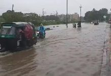 Rain merry in south Gujarat, Saurashtra