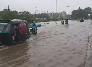Rain merry in south Gujarat, Saurashtra