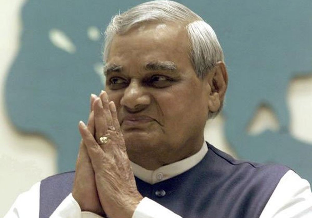 Atal Bihari Vajpayee dead; former prime minister was 93