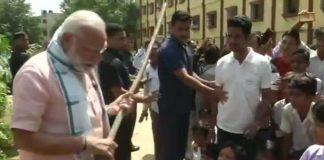 NAT-HDLN-pm-narendra-modi-launched-swachhta-hi-seva-movement-today-upto-gandhi-jayanti-gujarati-news